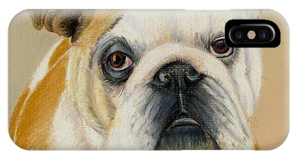 Bulldog IPhone Case