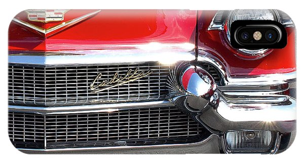 Bullet Bumpers - 1956 Cadillac IPhone Case