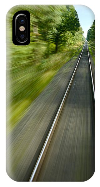 Bullet Train IPhone Case
