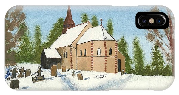 Bulley Church IPhone Case