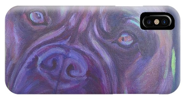 Bullmastiff IPhone Case