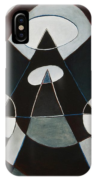 Bullseye Phone Case by David Douthat