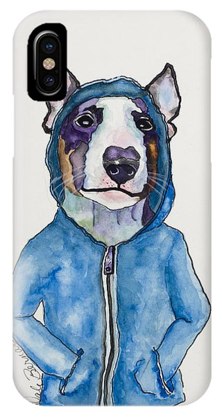 Bully For The Hoodie IPhone Case