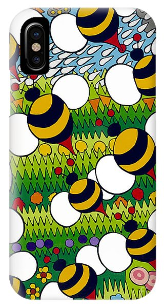 Bumble IPhone Case