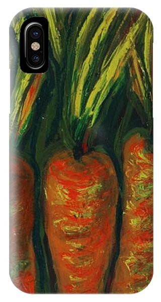 Bunch Of Carrots IPhone Case