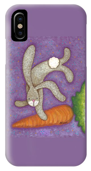 Bunny Bliss IPhone Case