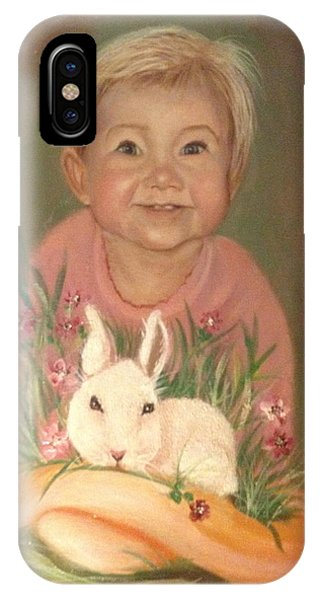 Bunny Rabbit IPhone Case
