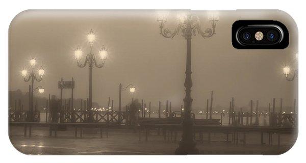 Buone Feste With Venice Lights IPhone Case