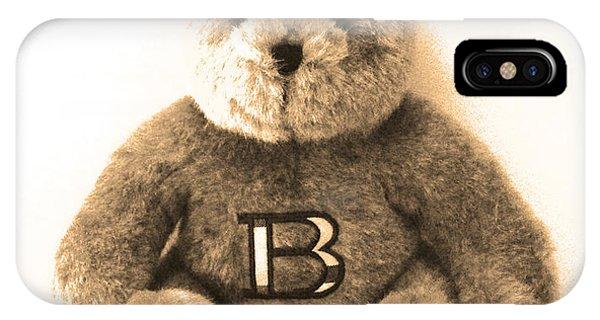Burberry Bear IPhone Case