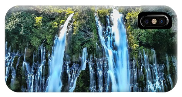 Burney Falls IPhone Case