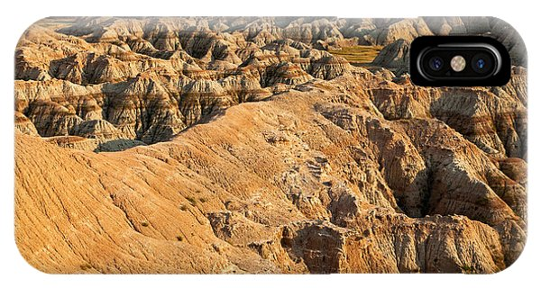 Burns Basin Overlook Badlands National Park IPhone Case