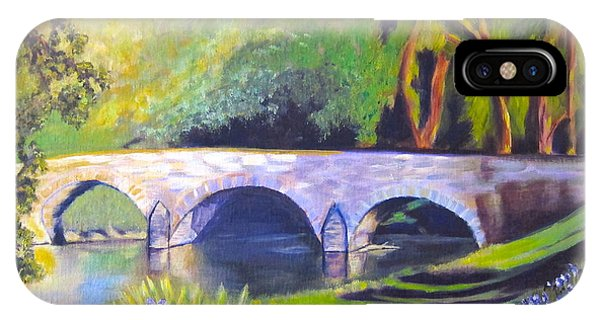 Burnside's Bridge At Antietam IPhone Case