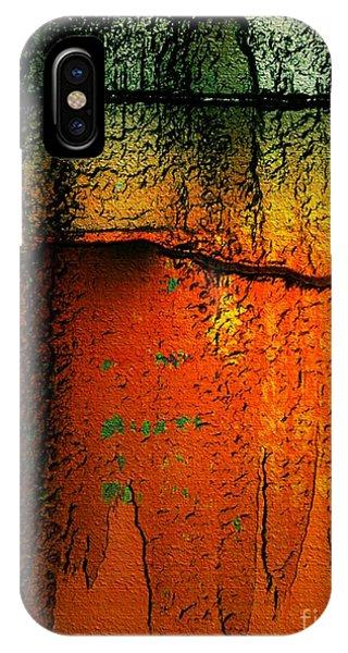 Burnt Caramel IPhone Case