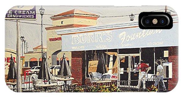 Burr's On Folsom Boulevard Phone Case by Paul Guyer