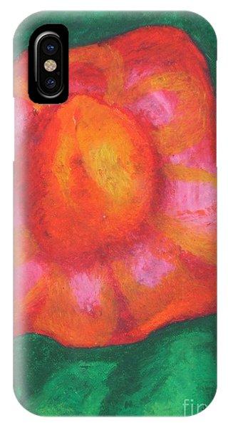 Bursting Bloom IPhone Case