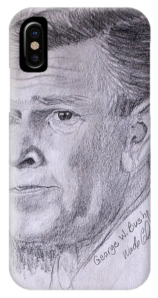 Bush IPhone Case