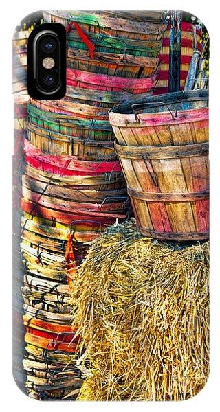Bushel Baskets IPhone Case