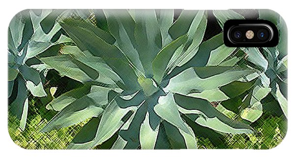 Bushflower IPhone Case