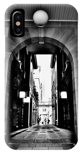 Business Alley - Melbourne - Australia IPhone Case