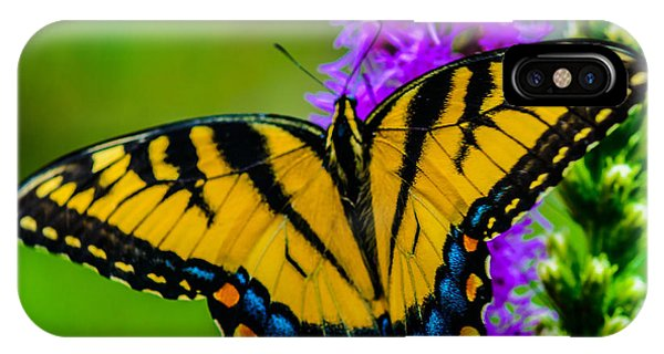 Butterflies Are Free IPhone Case