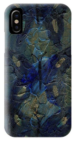 Butterflies Of Past IPhone Case