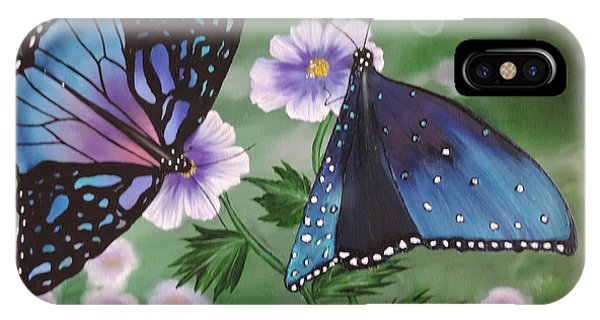 Butterfly #2 IPhone Case