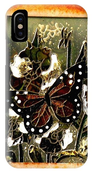 Butterfly Box IPhone Case