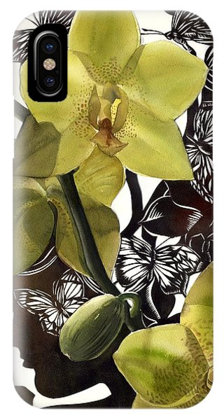 Butterfly Lover IPhone Case