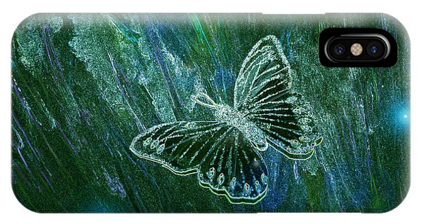 Butterfly Magic By Jrr IPhone Case