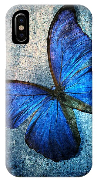 Spirituality iPhone Case - Butterfly by Mark Ashkenazi