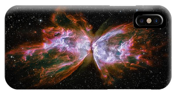 Butterfly Nebula Ngc6302 IPhone Case