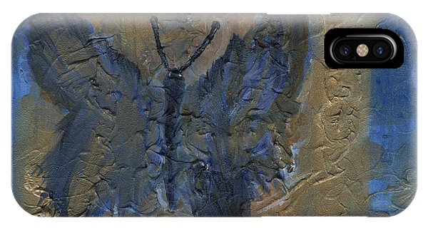 Butterfly Of The Ancients IPhone Case