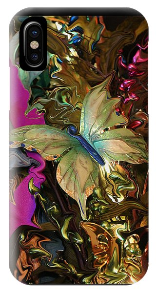 Butterfly One IPhone Case