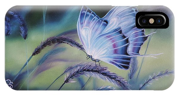 Butterfly Series #3 IPhone Case