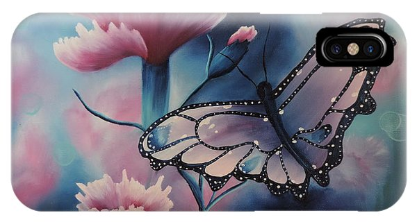 Butterfly Series 6 IPhone Case