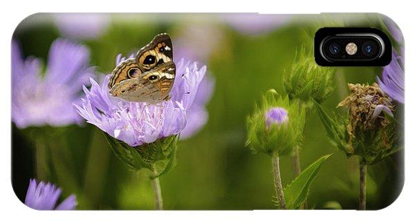 Butterfly Spotlight IPhone Case