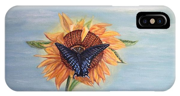 Butterfly Sunday Full Length Version IPhone Case