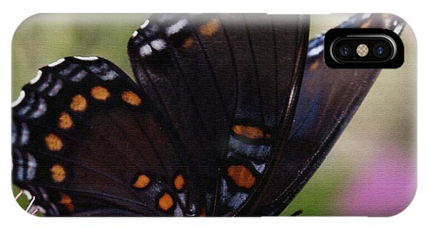 Butterfly Wings IPhone Case