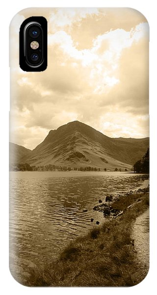 iPhone Case - Buttermere Bright Sky by Kathy Spall
