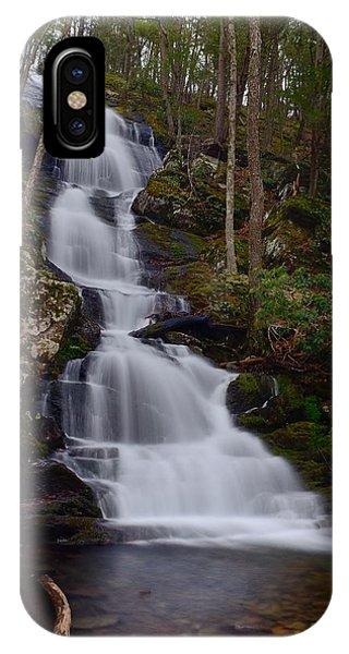 Buttermilk Falls New Jersey IPhone Case