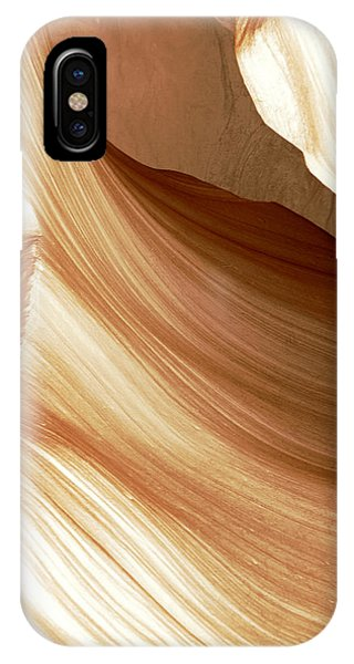 Butterscotch Taffy Antelope Canyon IPhone Case