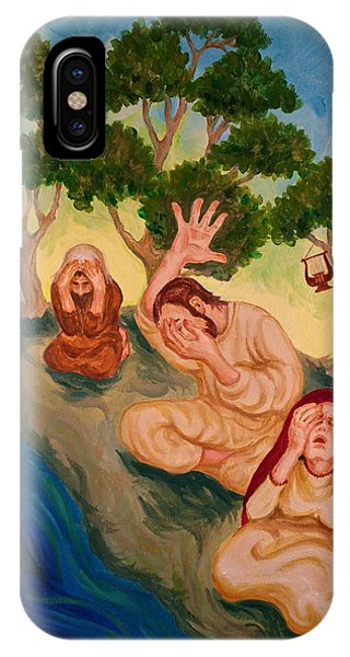 By The Rivers Of Babylon - Psalm 137 IPhone Case