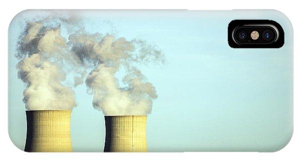 Byron Nuclear Plant IPhone Case