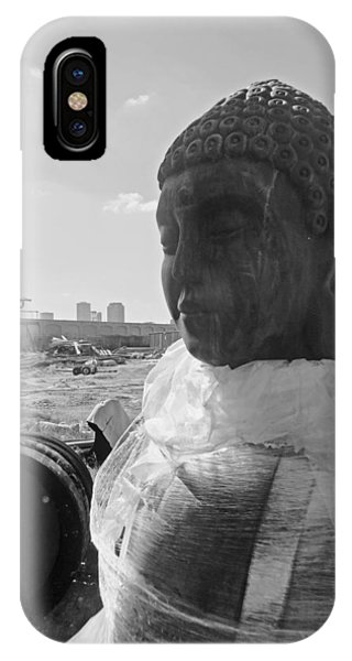 Bywater Buddha In New Orleans IPhone Case