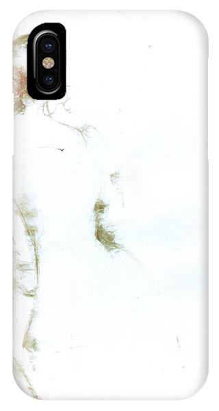 C11. Ballet Dancer IPhone Case