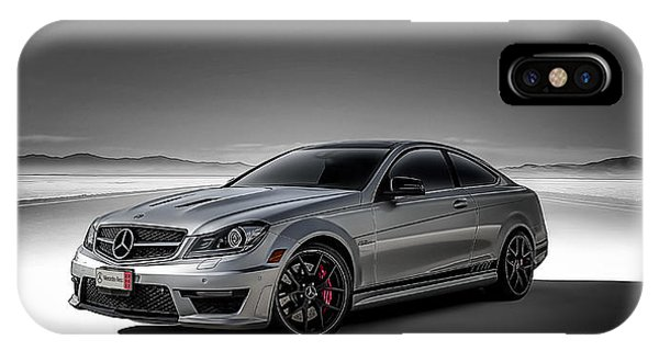 C63 Amg IPhone Case