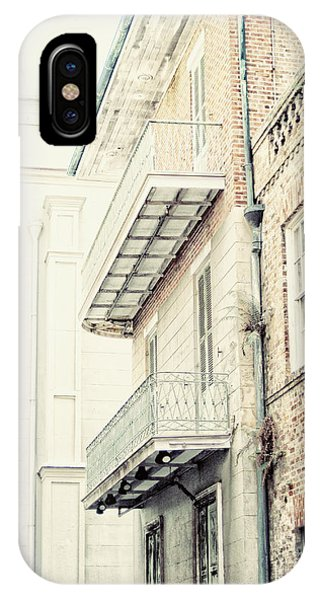 Cabildo Alley IPhone Case