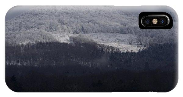 Cabin Mountain IPhone Case