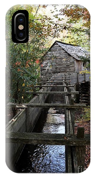 Cable Grist Mill 3 IPhone Case