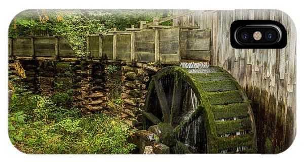 Cable Mill Cades Cove IPhone Case